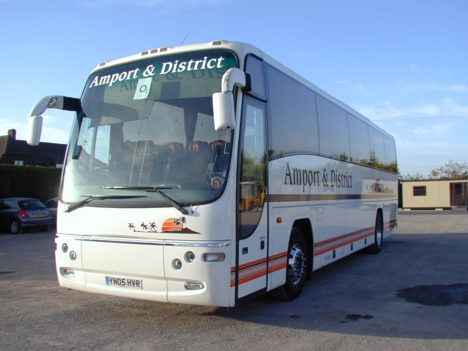 Bob Vale Coach Sales, Ref: 4069, Volvo B12B Plaxton Panther