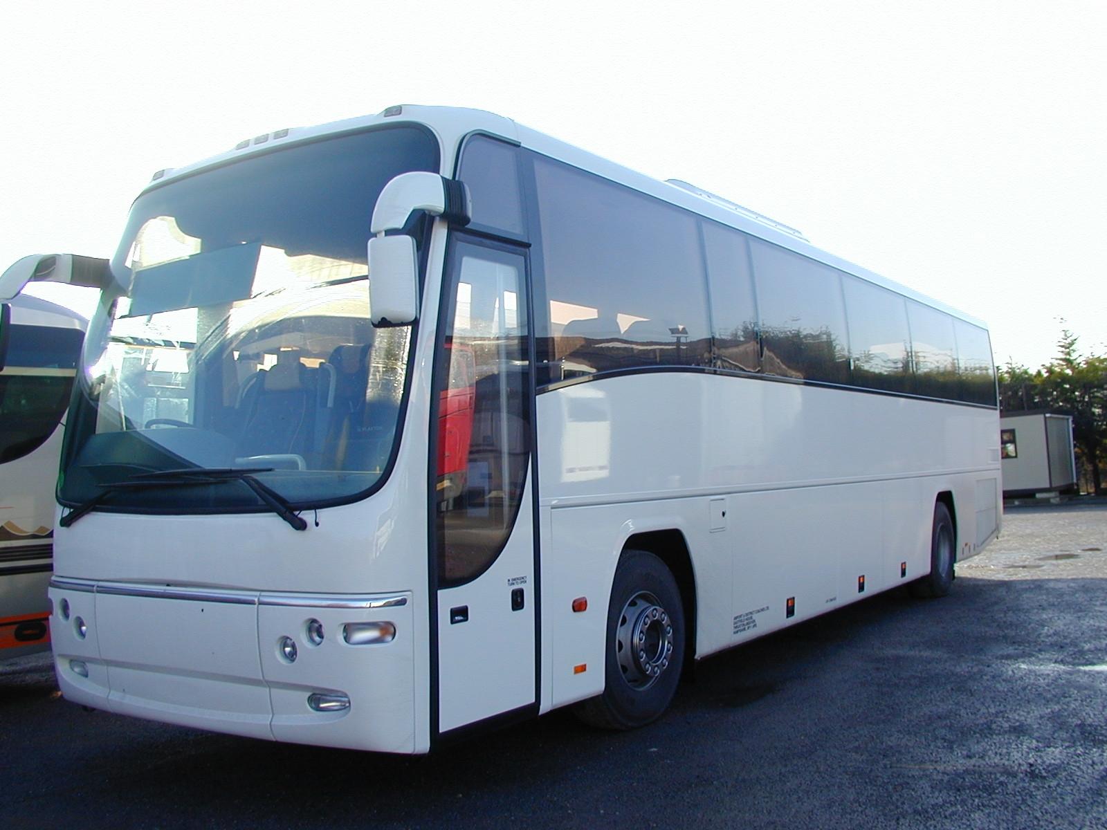Plaxton Coach Sales