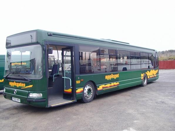 Bob Vale Coach Sales, Ref: 4110, Iveco Iris Bus