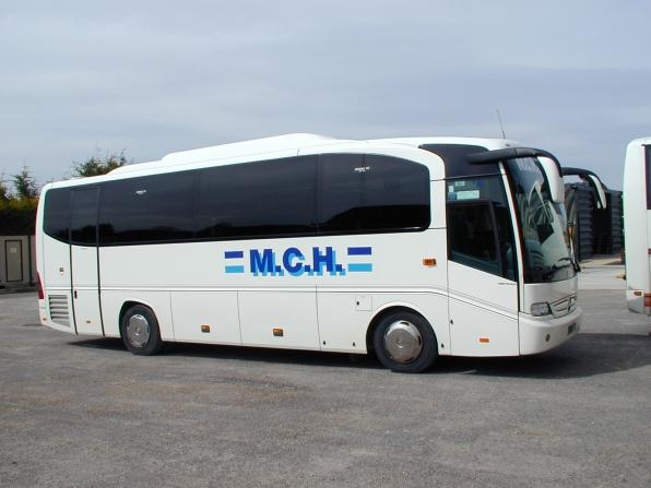 Bob Vale Coach Sales Ref 4139 Mercedes Tourino