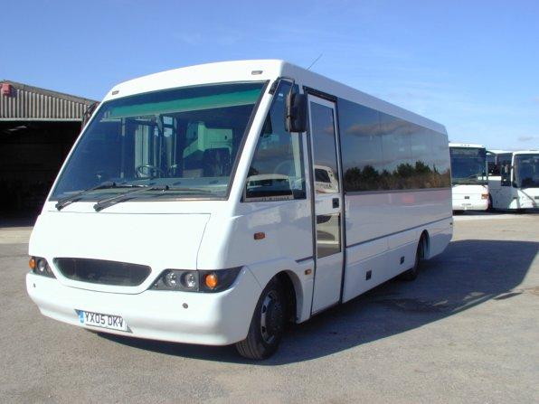 Mercedes For Sale >> Bob Vale Coach Sales, Ref: 4169, Mercedes 814D Optare Nouvelle II