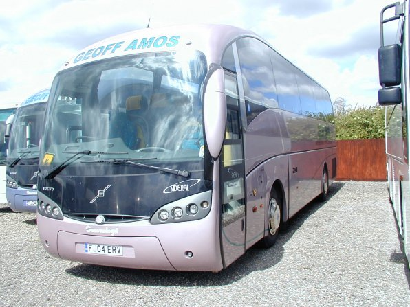 Bob Vale Coach Sales, Ref: 4352, Volvo B12B Sunsundegui