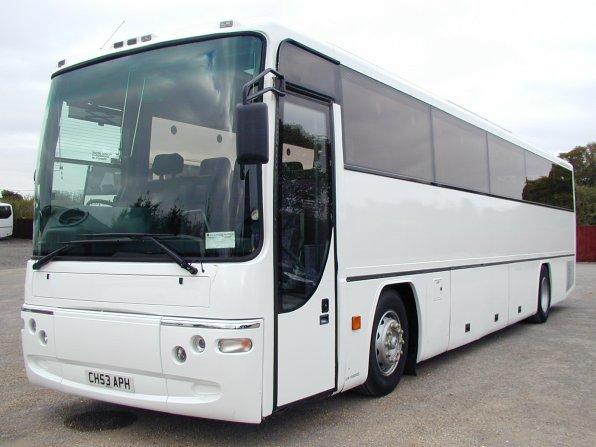 Bob Vale Coach Sales, Ref: 4415, Volvo B7R Plaxton Profile