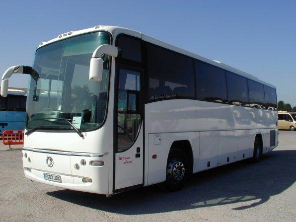 Bob Vale Coach Sales, Ref: 4443, Iveco Eurorider Plaxton Paragon