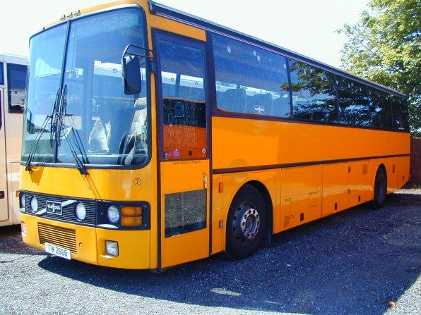 Van For Sale >> Bob Vale Coach Sales, Ref: 4470, Volvo B10M Van Hool Alizee