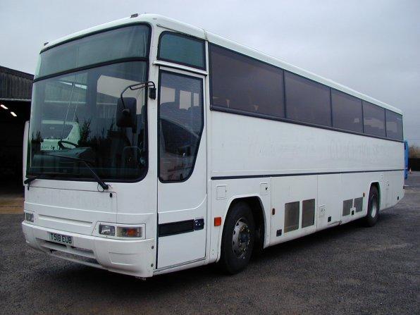 Bob Vale Coach Sales, Ref: 4522, Volvo B10M Plaxton Premiere 350