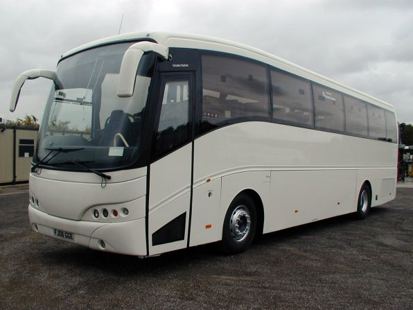 Bob Vale Coach Sales, Ref: 4543, Volvo B12B Caetano Enigma