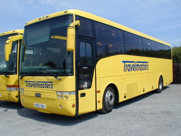 Bob Vale Coach Sales, Ref: 4636, Volvo B10M Van Hool Alizee T9